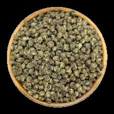 Китайский чай зеленый Жасминовые кольца дракона